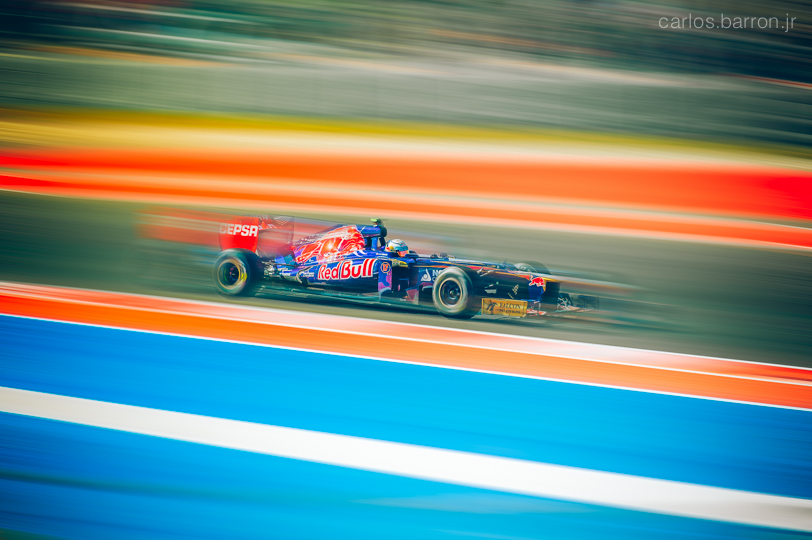 F1 - Red Bull | © Carlos Barron Jr