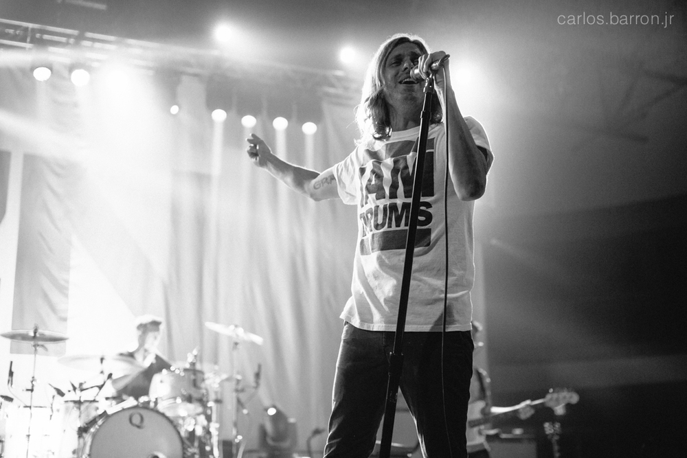 Awolnation at Clusterfest | © Carlos Barron Jr
