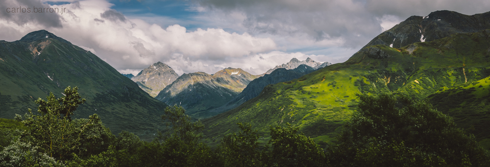 Hatchers Pass | © Carlos Barron Jr