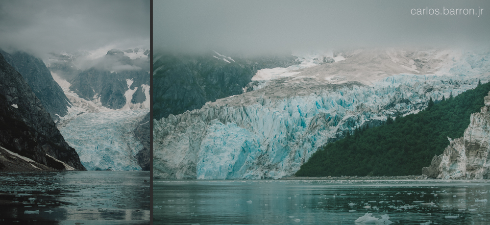Kenai Fjords Alaska | © Carlos Barron Jr