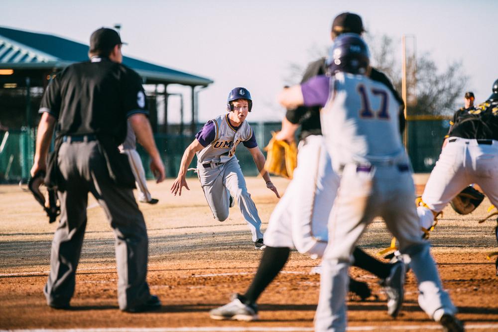 Southwestern vs UMHB - Pirates Baseball