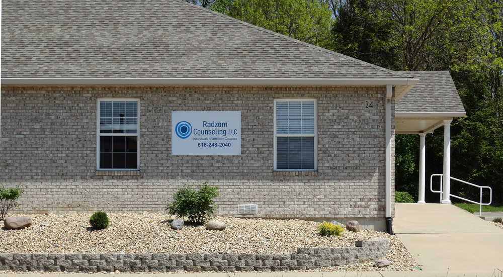 Radzom Counseling Maryville 62062 IL Exterior Building 2