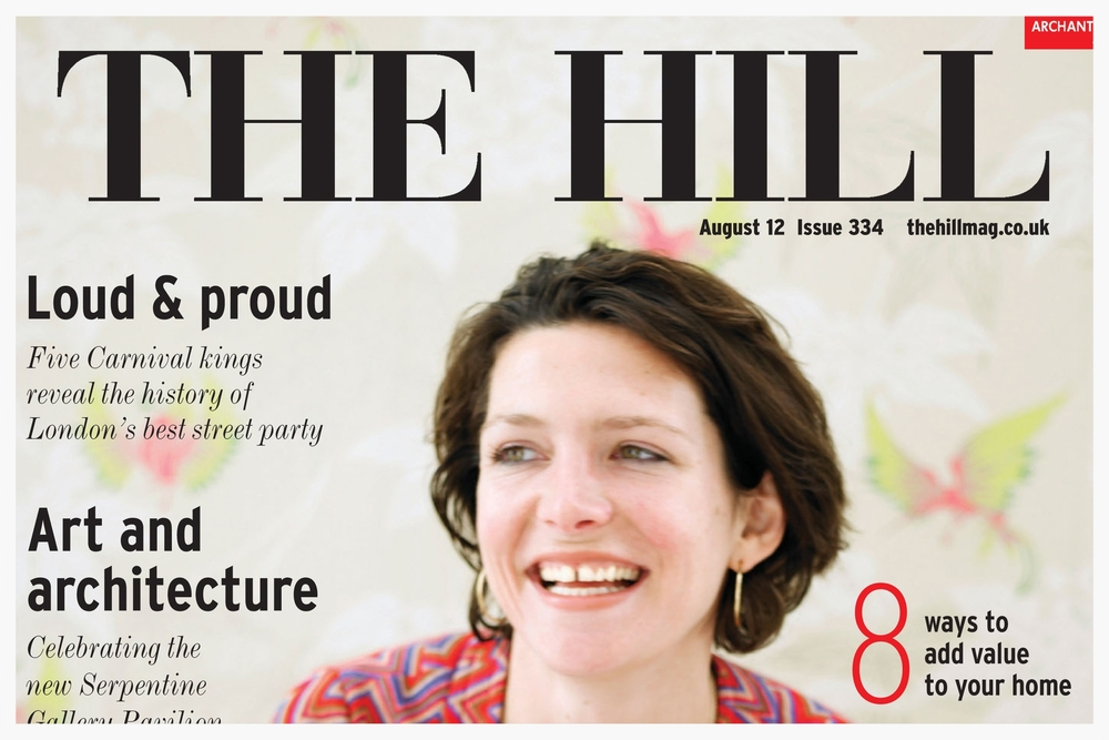 The Hill Aug 2012
