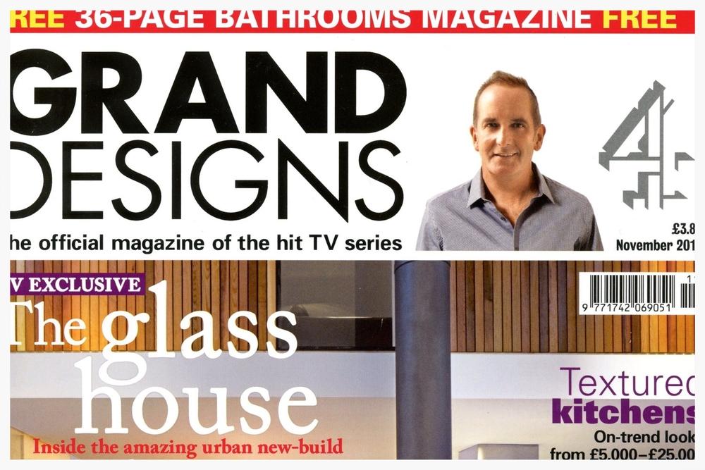 Grand Designs Nov 2012