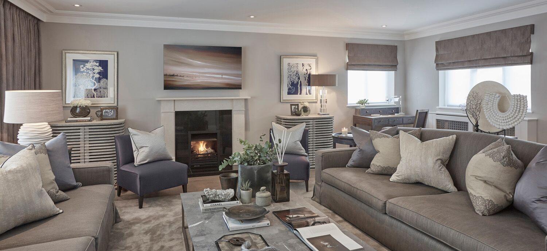 Luxury Interior Design London Surrey Sophie Paterson - Luxury home interior design
