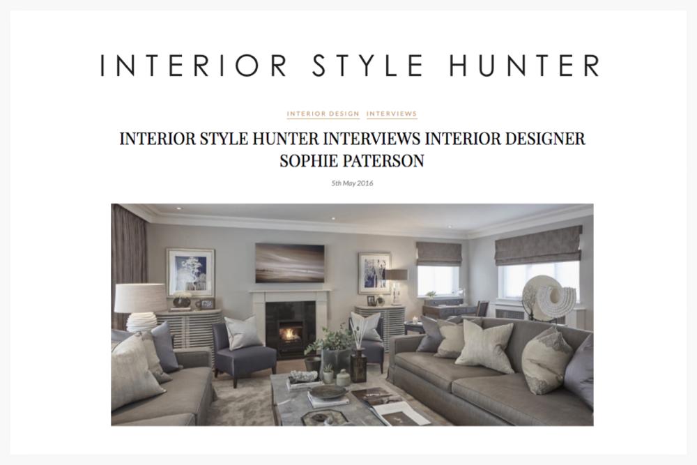 Interior Style HUnter