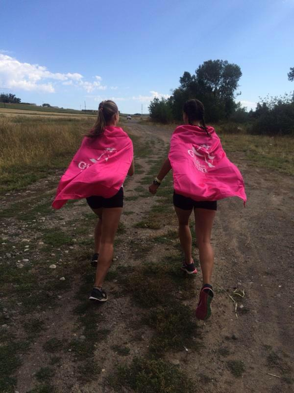 We LOVED our capes
