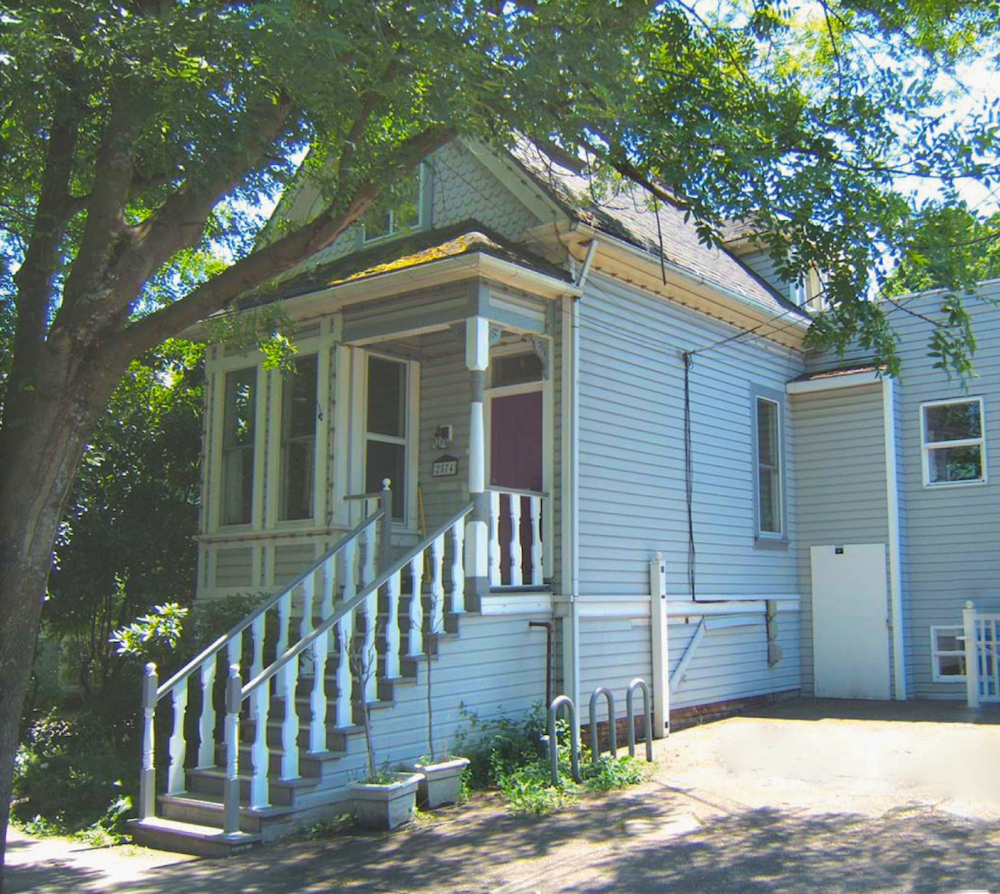 2574 NW Thurman St, Portland, OR - Relational Somatic Psychotherapy location in Portland, OR