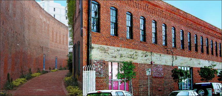 1820 Industrial St. Artist Lofts Arts District LA