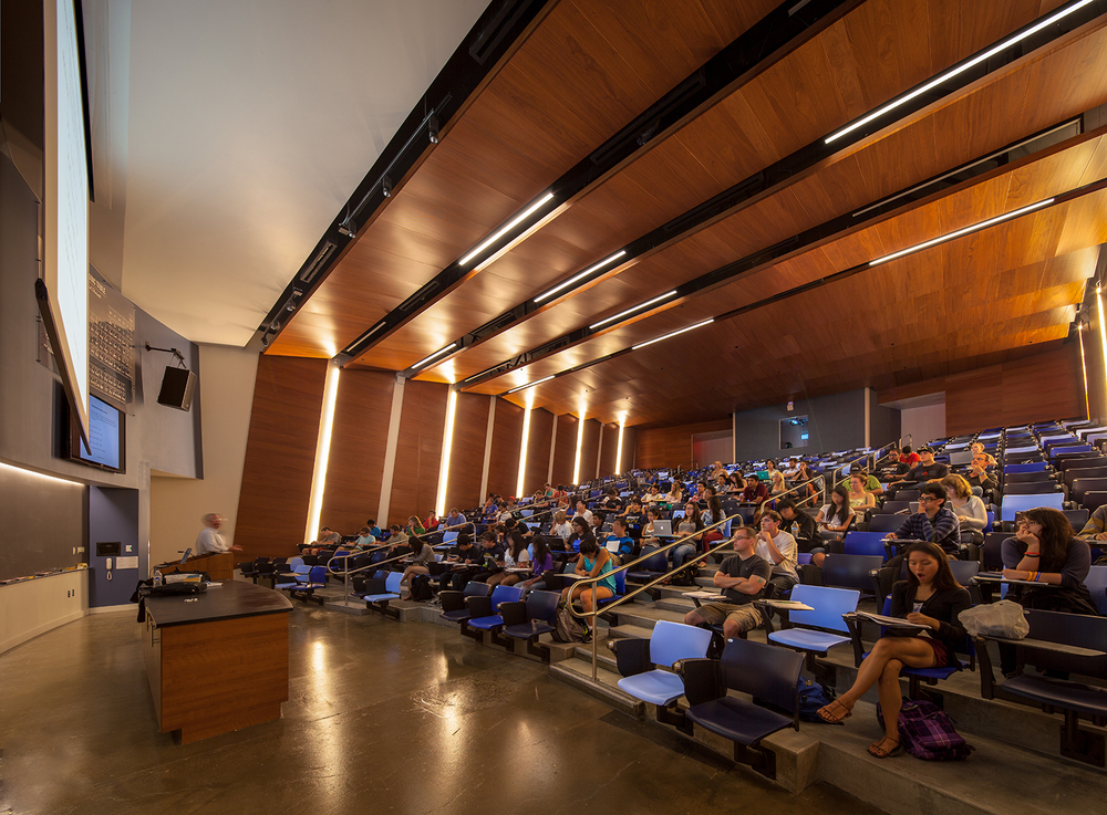 UCSD Galbraith Hall | La Jolla, CA