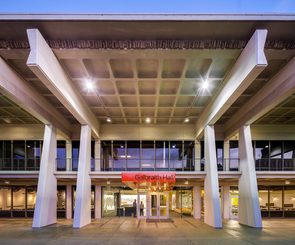 UCSD Galbraith Hall