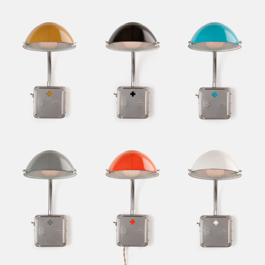 Utilitarian light fixtures unique markets
