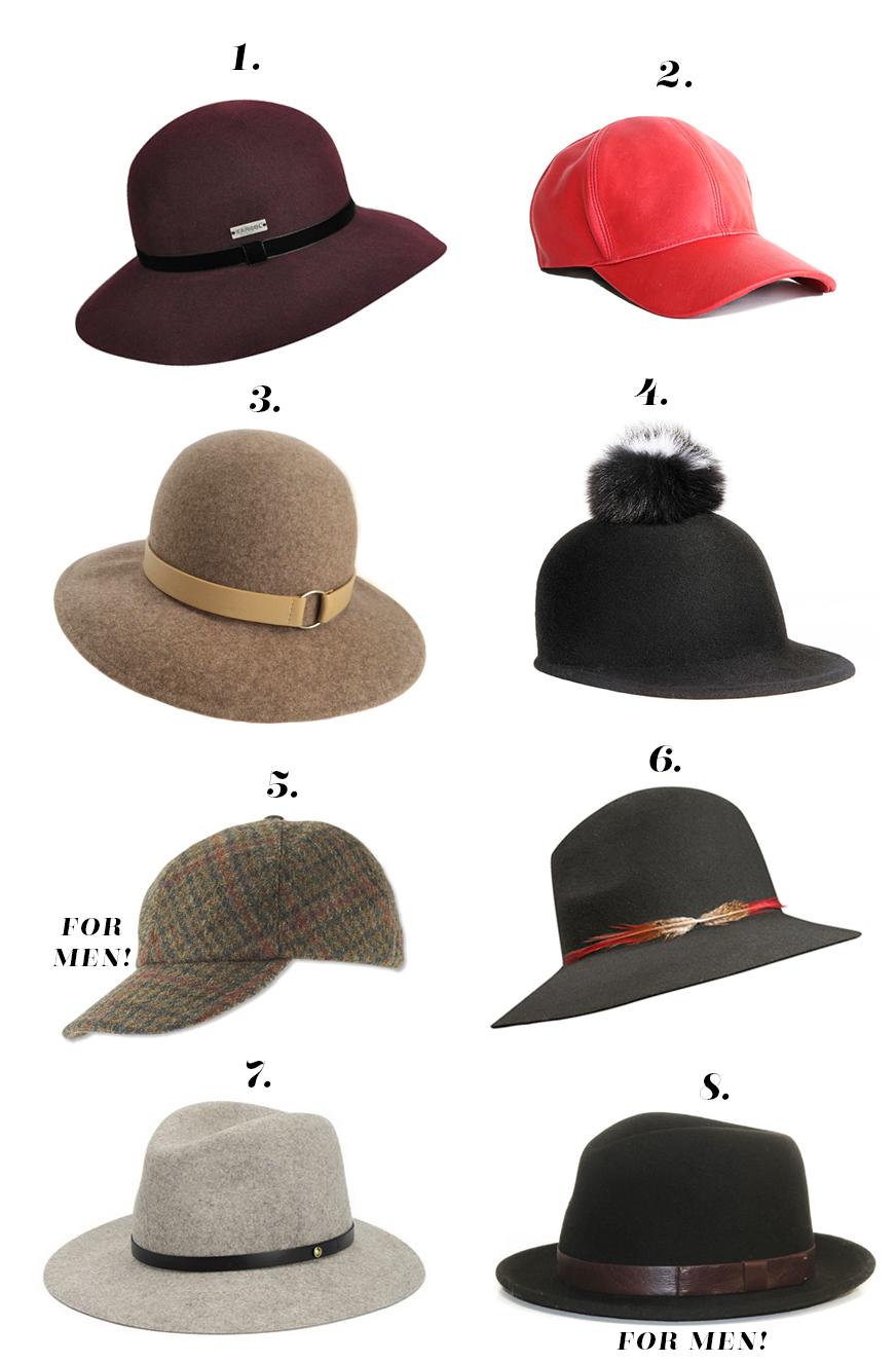 Hats Off to Autumn! — Unique Markets 84b48f7135