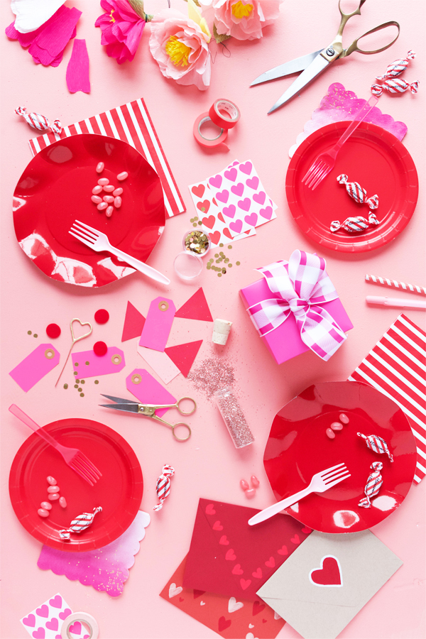 Crafting Party Ideas from Oh Happy Day