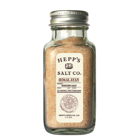 Pink Himalayan Sea Salt by Hepp's Salt