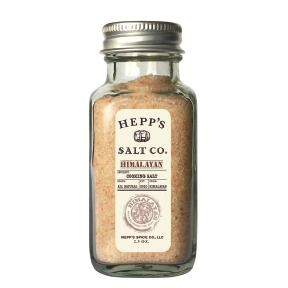 Pink Himalayan Sea Salt by Hepp's Salt