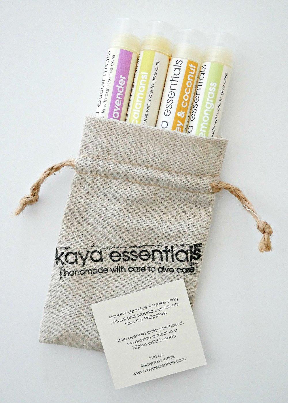 Kaya Essentials