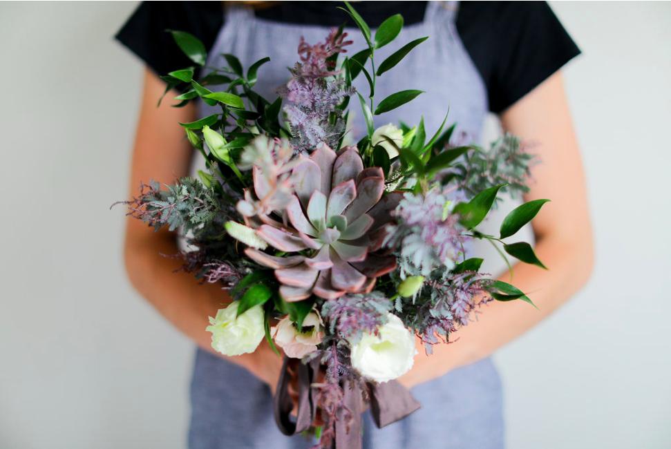 Floral Art Installation by Sibyl Sophia Design