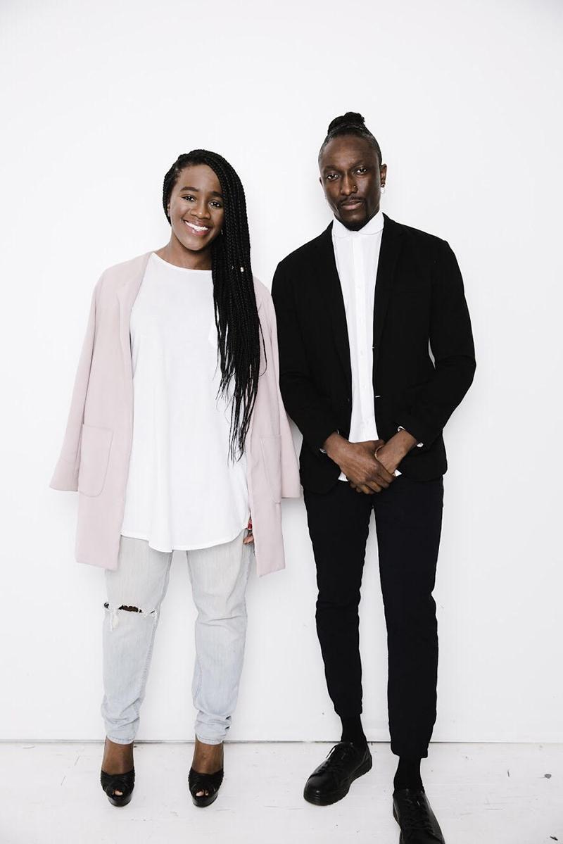TONL Founders Karen & Joshua