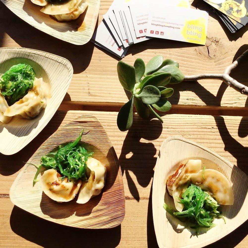 bling bling dumpling
