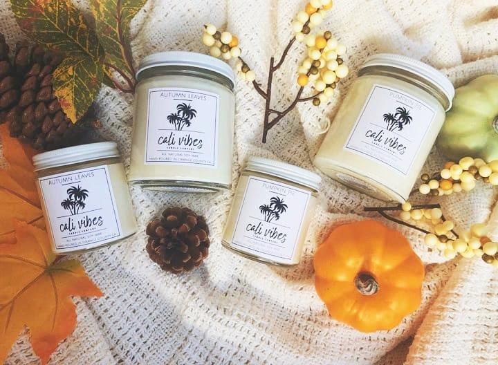 Cali Vibes Candle Company