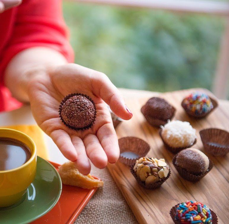 Maya's Brigadeiro Brazilian Sweets