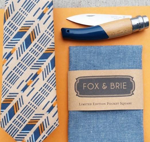 Fox & Brie