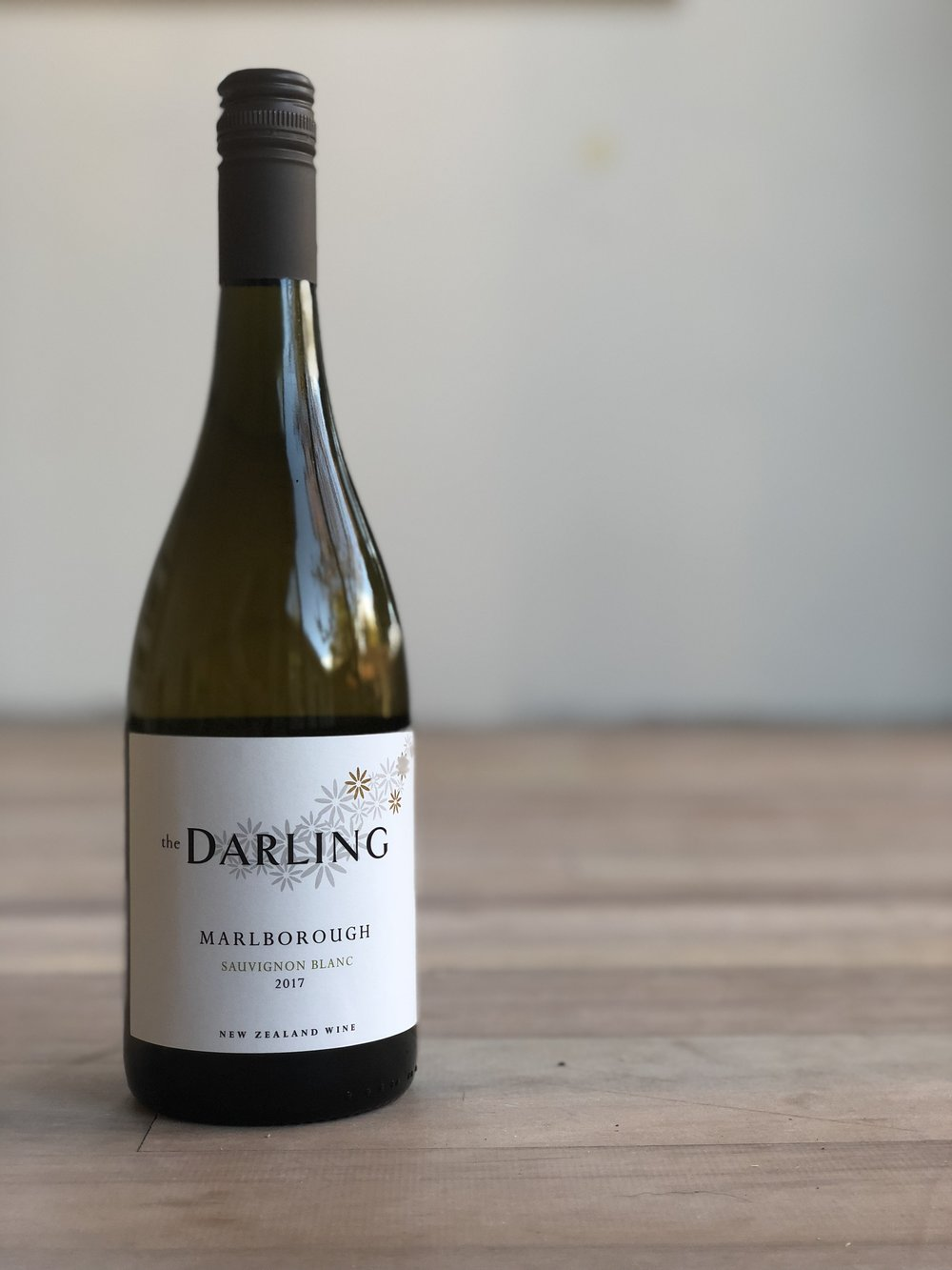 The Darling Sauvignon Blanc - The jewel in our crown. Sauvignon Blanc from Marlborough New Zealand is a classic. Our classic has tropical and citrus notes on the nose, followed by a crisp palate that has has great texture and length. Suitable on any occasion.Current Tasting Note
