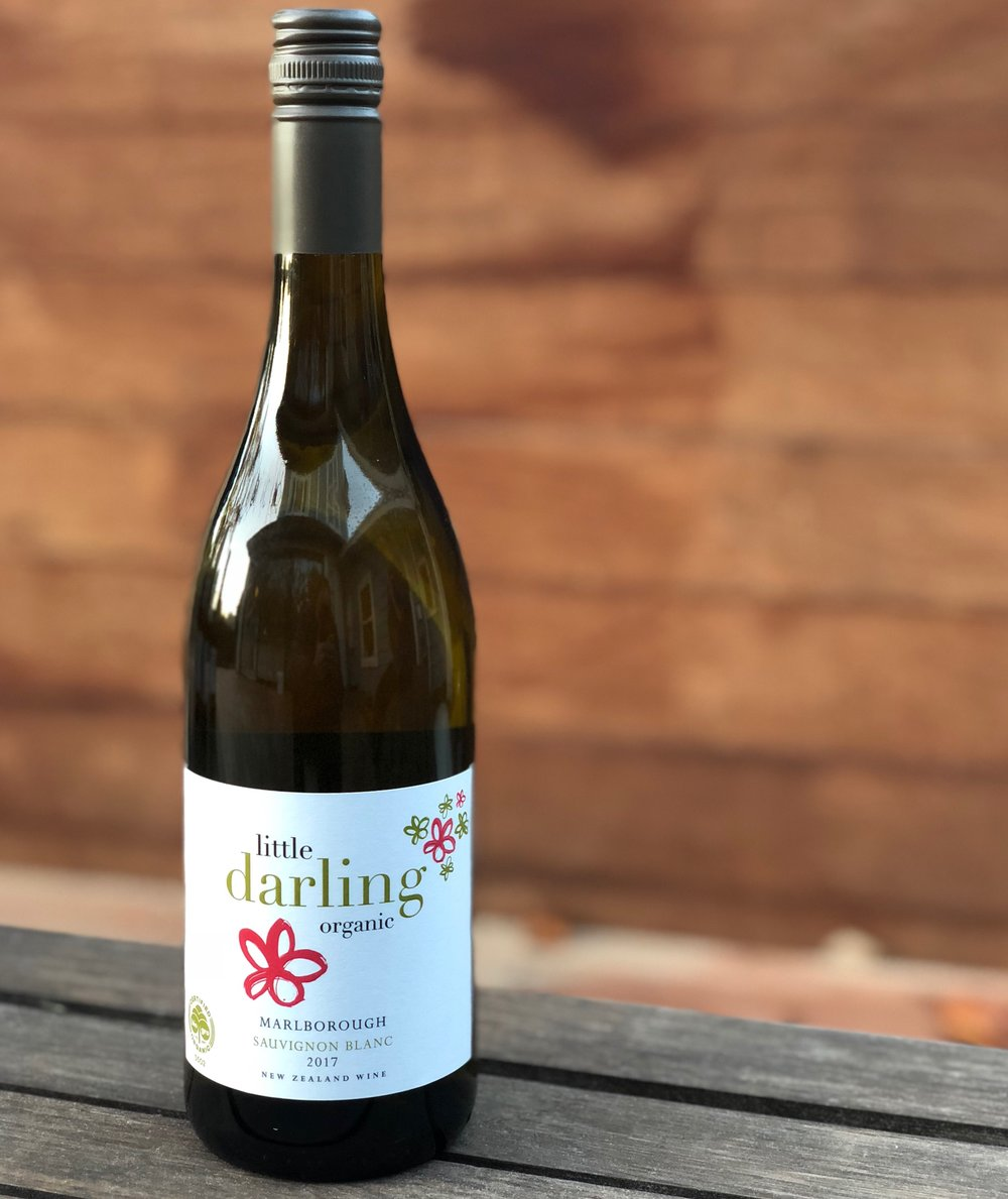 Little Darling Sauvignon Blanc - Typical aromas of tropical fruit, passionfruit and lime show through on the nose. It has great drinkability due to the freshness on the palate. The tropical fruits continue on in the mouth with hints of Melon and citrus which adds great length of flavour.Current Tasting Note
