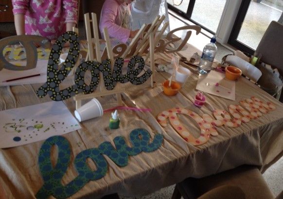 Kidz Arty Parties - If you are looking for an ARTY Birthday Party, then book yours now! (Limited Bookings taken for the year)Wall Decal Wording workshops - Price $45.00 pp; - (Min 4 people; Time: 3 hrs) Max 6 spacesBirdhouse workshops - Price $40.00 pp - (Min 5 people; Time: 3 hrs)Max 8 spacesMandala River Rock Painting workshops - Price $35.00 pp (Min 5 people; Time: 2,5 hrs)Max 8 spacesColourful Driftwood Sticks workshops - Price $35.00 pp - (Min 6 people; Time: 2 hrs)Max 8 spacesDreamcatcher workshops - Price $45.00 pp - (Min 6 people; Time: 2 hrs)Max 6 spacesWindchime workshops - Price $45.00 pp - (Min 6 people; Time: 2 hrs)Max 6 spacesEmail me for details and to secure dates.michele.courage@gmail.com