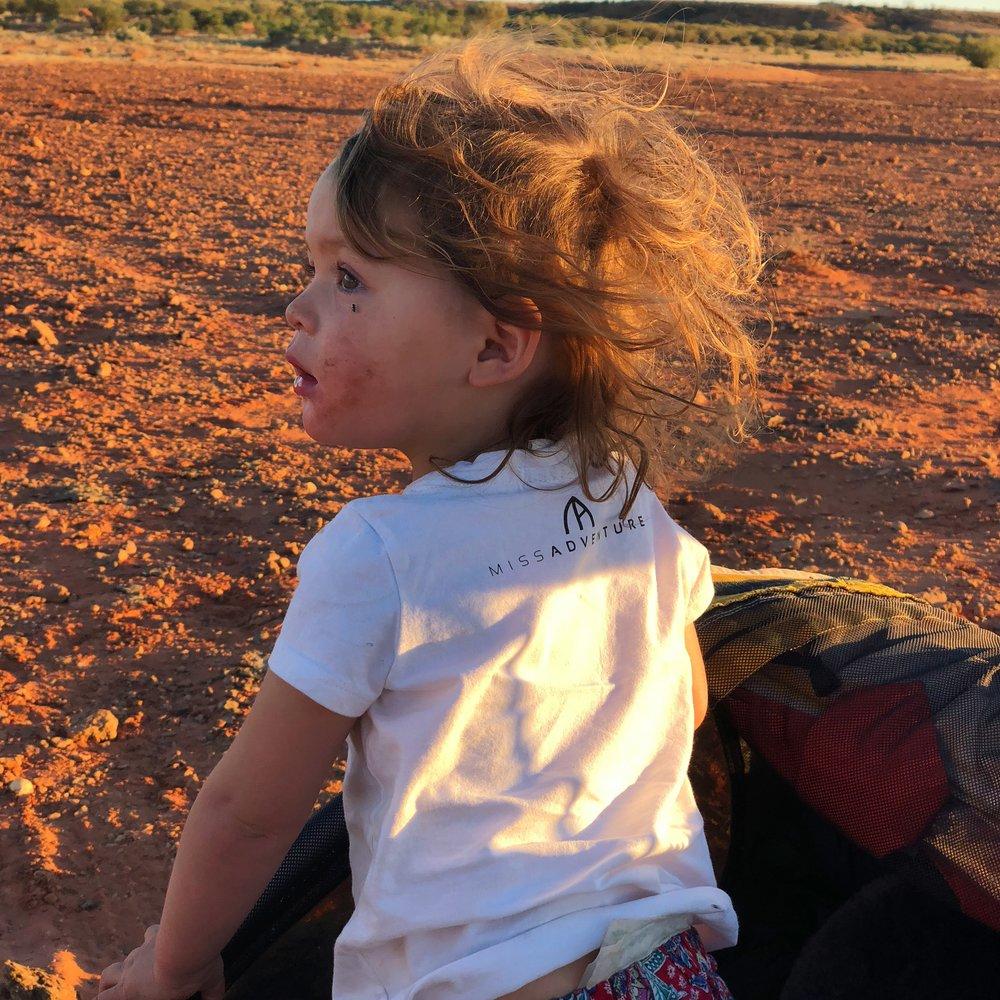 Outback Wanderer Morgan