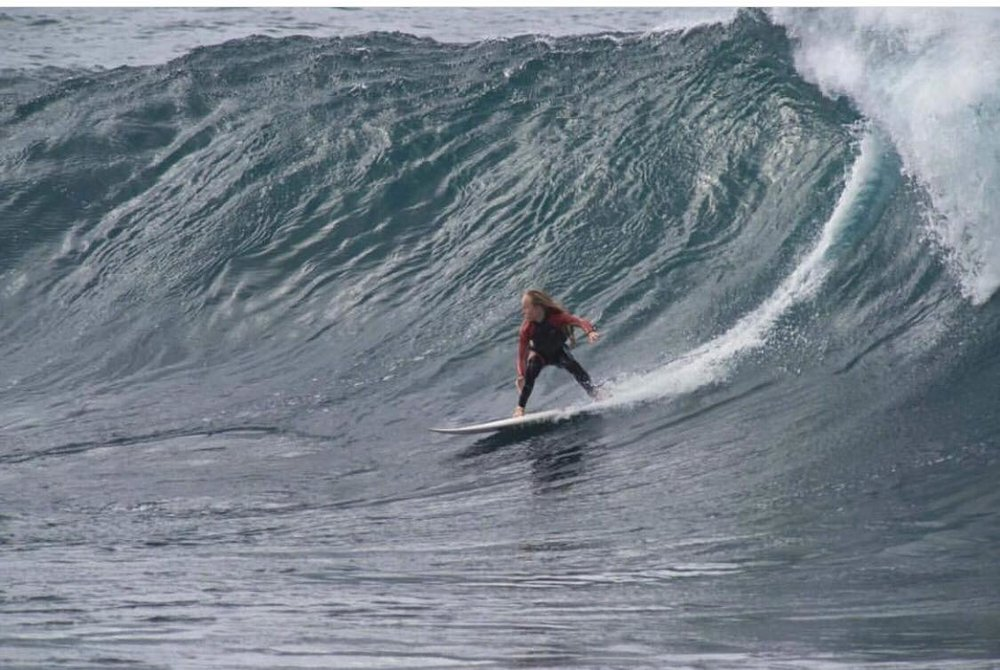 Oceanna ripping_MissAdventurer