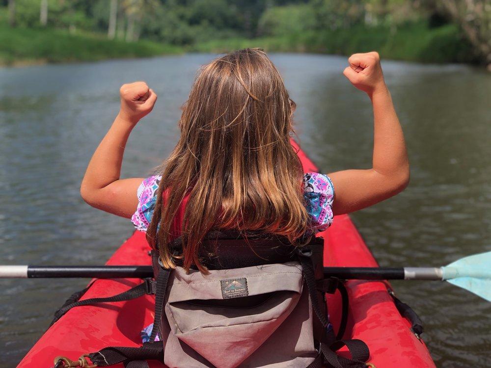 Stella loves kayaking_MissAdventurer