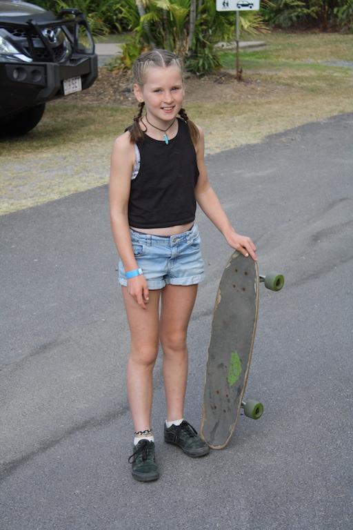 Andi Skating