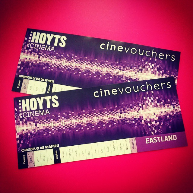 Eastland Hoyts Cinema Tickets