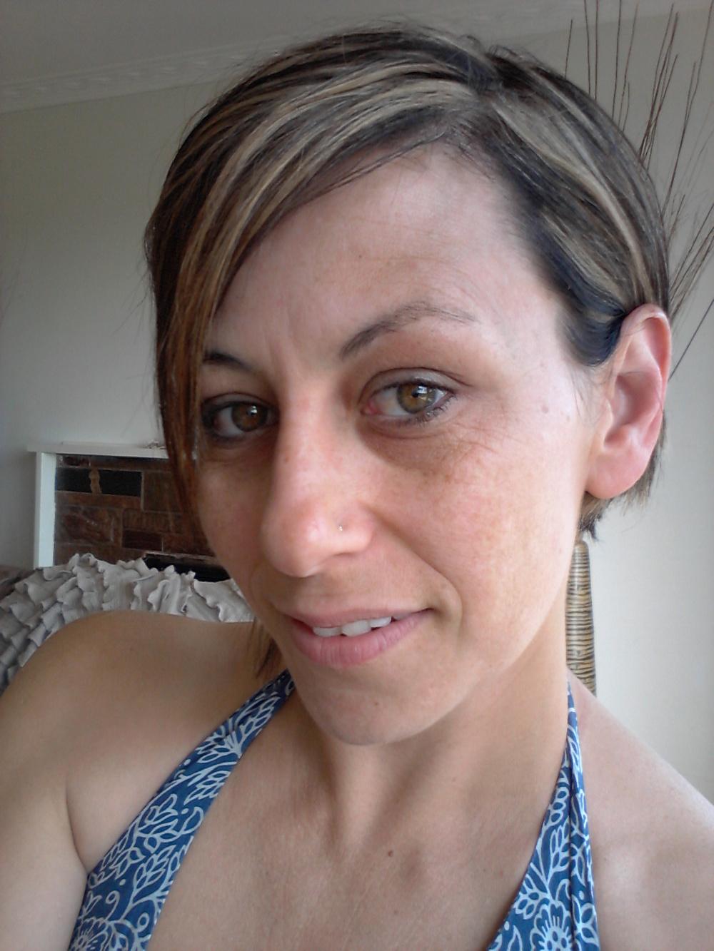 NEWA TRIALBEFORE no make up(click for close up)