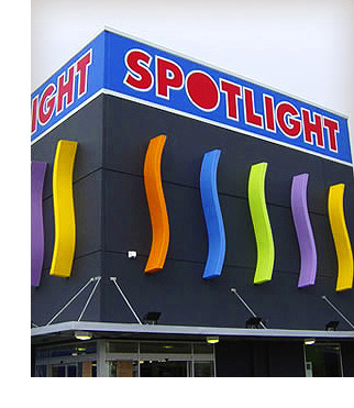 Grab your Art & Craft Supplies from Spotlight Today! HASHTAGS:  #IMadeThis #SpotlightNCM