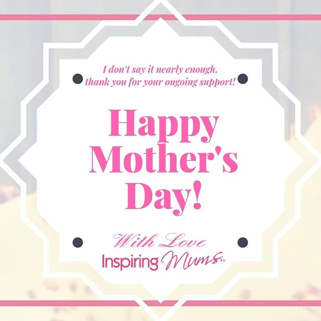 ❤ HAPPY MOTHER'S DAY ❤ Banner Pic: 2/3 See main profile for full view . . . . #happymothersday2019 #happymothersday #happymothersday2019🌺 #happymothersday❤️ #happymothersdaytome #happymothersdaytous #mums #moms #mother #mothers #mumsday #momsday #celebratingmotherhood #motherhood #inspiringmums #inspiringmumss #inspiringmoms #happy #haveagreatday #goodmorning