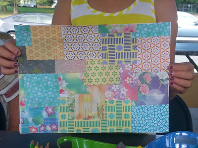 Grandparents Day Social - Paper Quilts