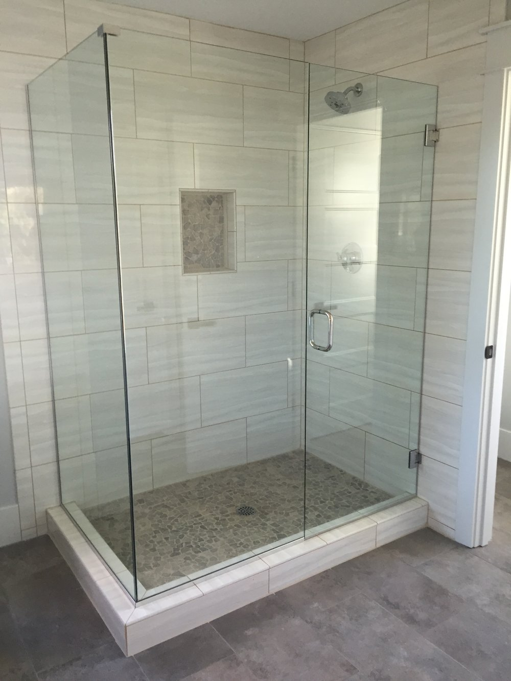 Frameless Shower Enclosures — msrailing@gmail.com