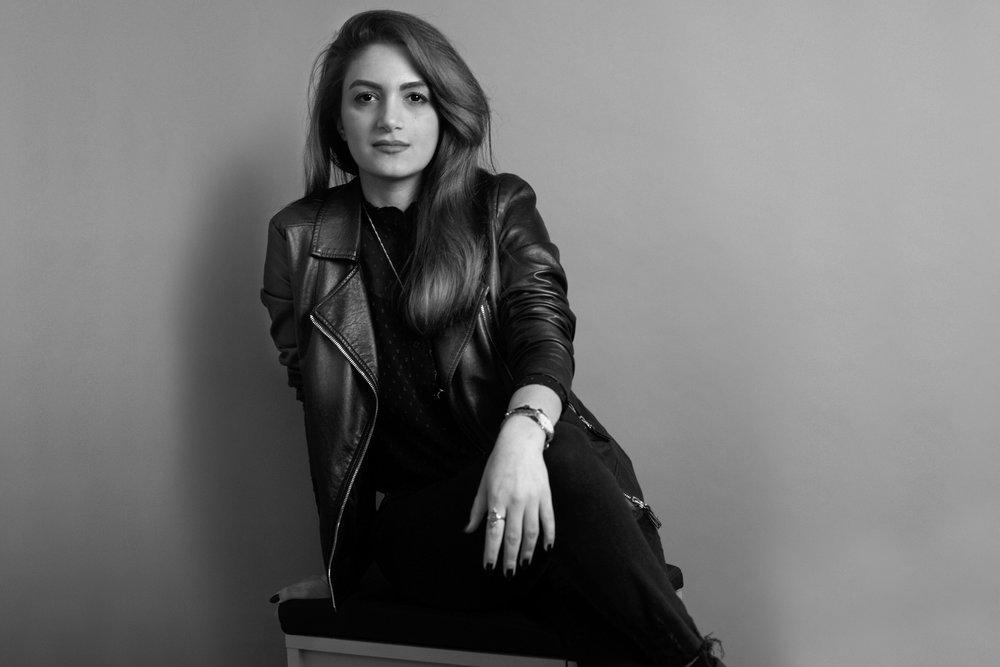 Meldis Zakaryan | Brand Designer