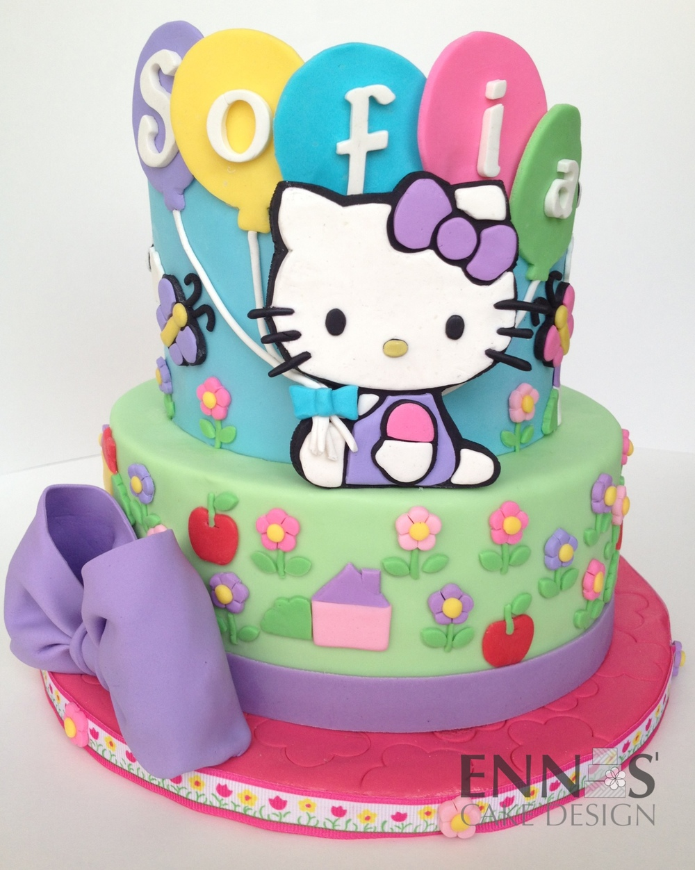 Children Cakes Ennas Cake Design