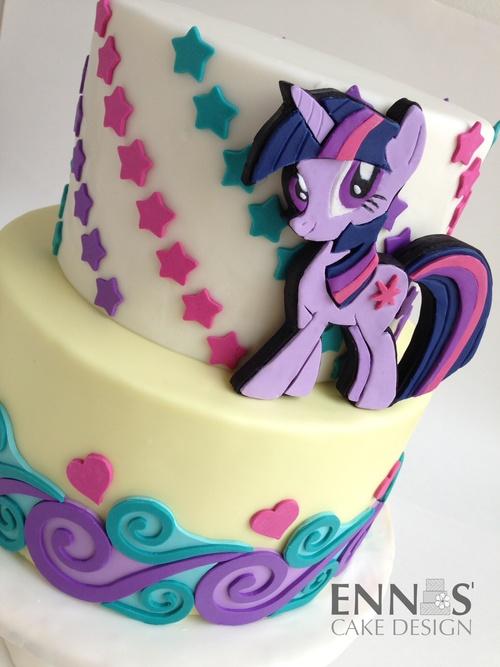 My Little Pony Ennas Cake Design