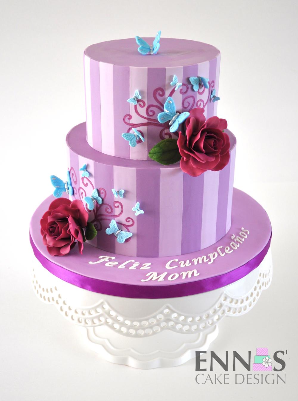 Special Occasion Cakes Ennas Cake Design