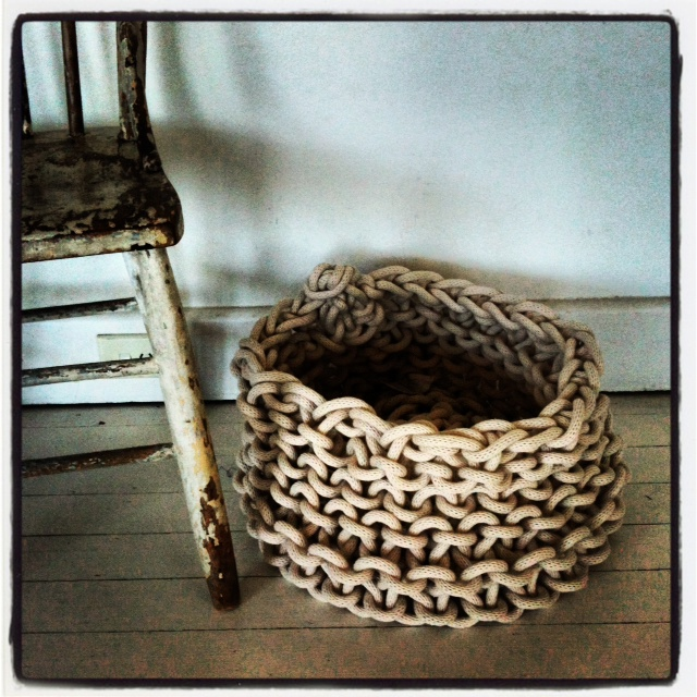 MM 13:10 LD rope basket