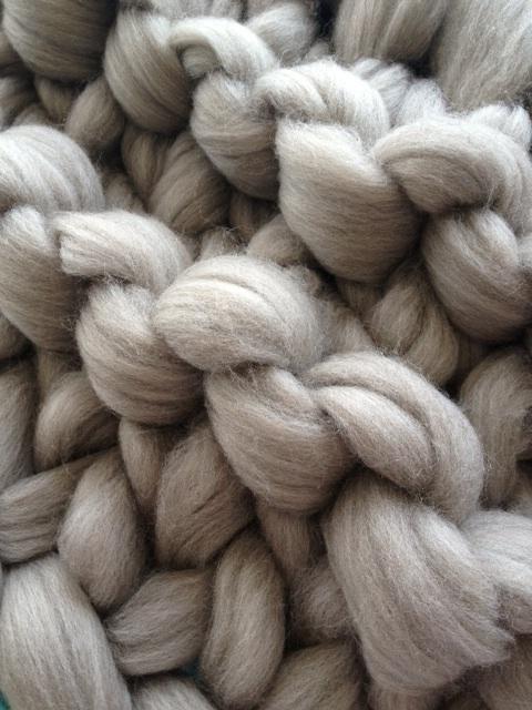 unspun wool little dandelion
