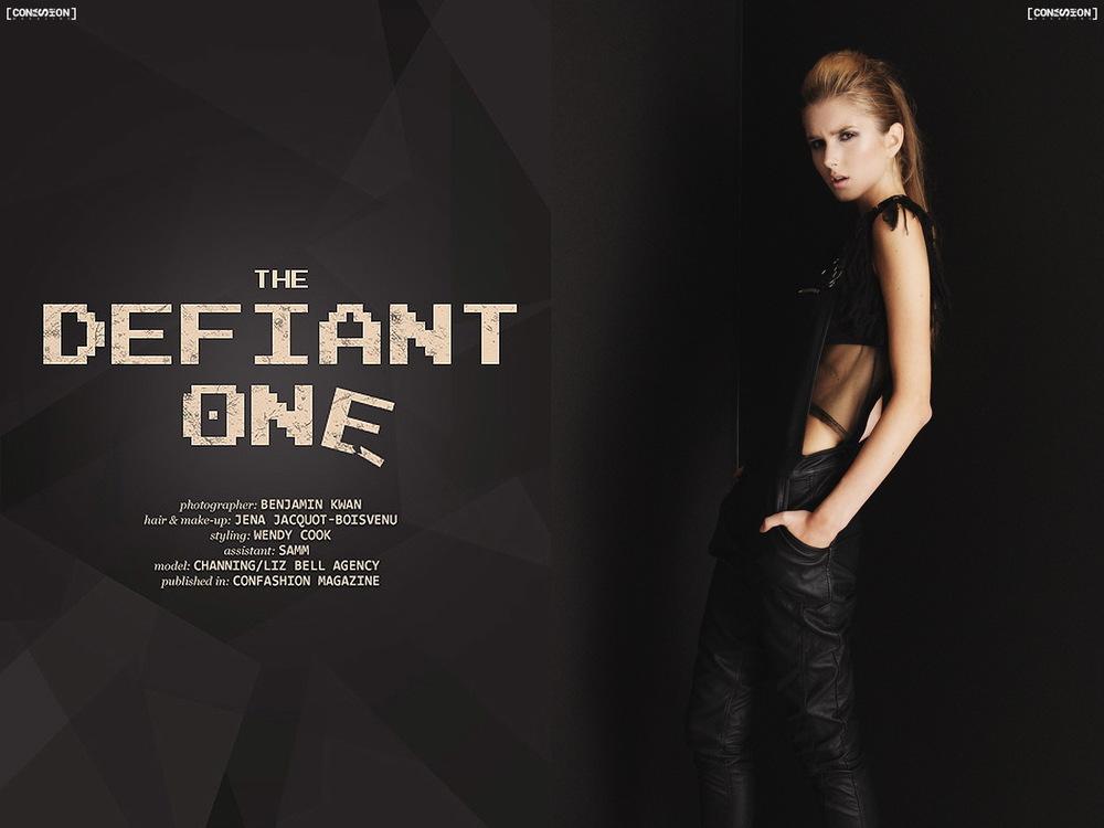 Benjamin Kwan Photography DEFIANT