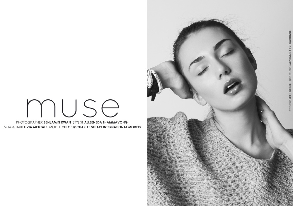 Benjamin Kwan Photography MUSE
