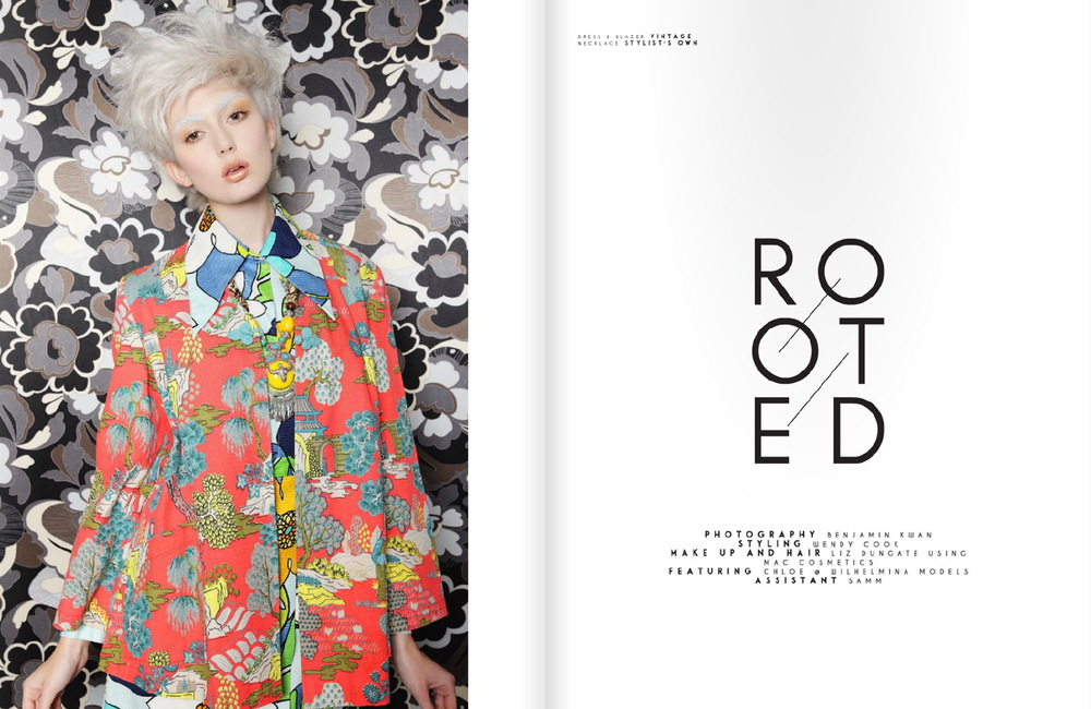 Benjamin Kwan Photography ROOTED
