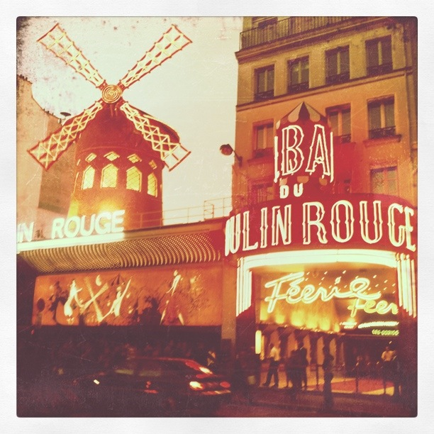 "'F as in… Féerie.""  You can-can at the Moulin Rouge.' by Benjamin Kwan"